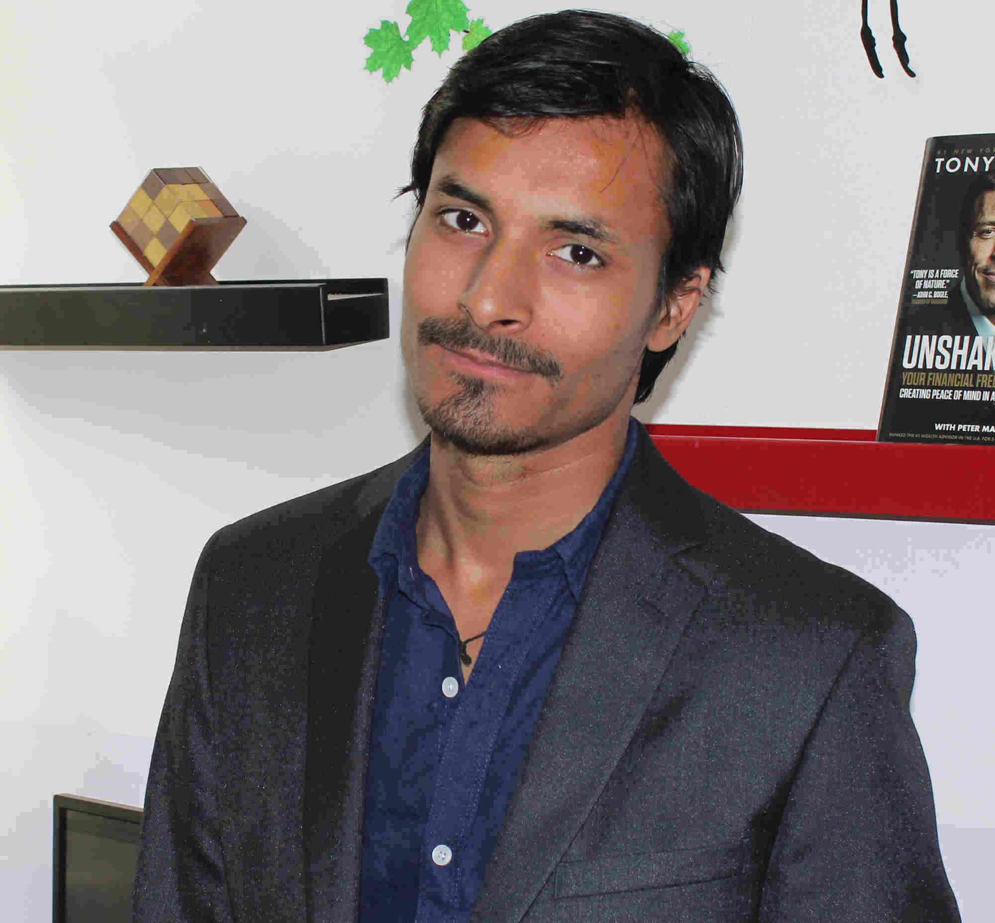 Suraj Tripathi